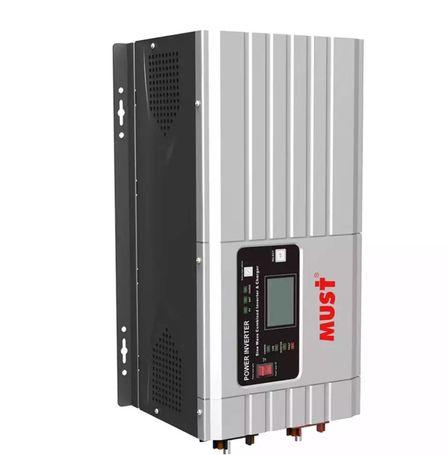 Power Inverter 3000 Watts Pure Sine Wave Solar Inverter