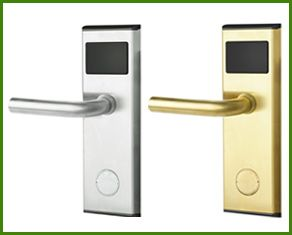 HOTEL DOOR LOCK WITH MANAGEMENT SOFTWARE