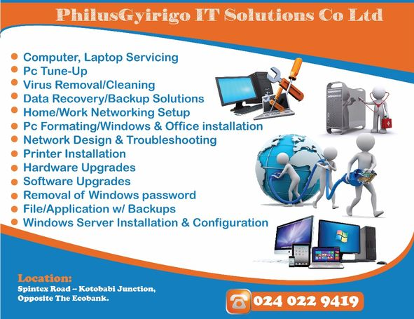 Hardware & Networking Services