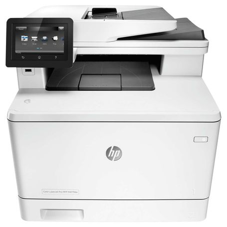 HP Color LJet Pro MFP M477fdw Printer