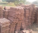 Roof tiles and ridge caps for sale