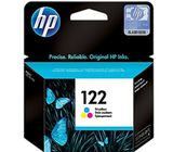 HP 122 Original Ink Cartridge - Tri-Colour