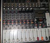 Behringer xenyx 1222usb mixer