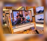Samsung smart tv- LED curved series 6 55inches t2