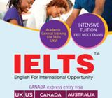 IELTS  classes for Individuals or Groups