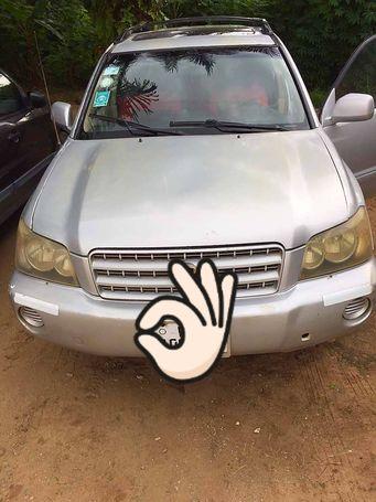 Upper James Toyota >> Used Toyota Highlander For Sale In Ghana - Cars - Ghana | Ghanabuysell.com
