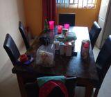 Dinning room furniture set