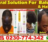 #NATURAL_SOLUTION_FOR_BALDNESS_AND_HAIR_LOSS +233245182828