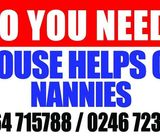 Do you need a house help or a nanny