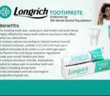Longrich Fluoride-free Toothpaste