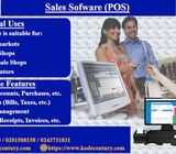 Sales Software | POS | Retail Software | Wholesale Software