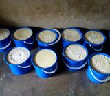 quality unrefined shea butter