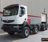 Renault Tipper Brand New 2014 Kerax 8X4 ( 0 KM ) Stock
