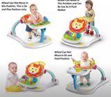 4 in1 baby walker