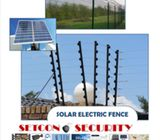 SOLAR CCTV SOLAR ELECTRIC FENCE