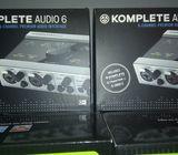 Komplete audio 6 sound card