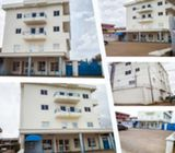 A nice 3 floors story building for office use only opposite redemption valley school, Tema comm 9 fo