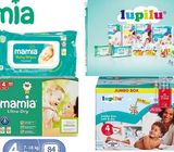 Mamia, Lupilu Diapers & Wipes  (Wholesale & Retial)