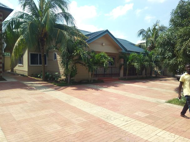 Furnished 3Bedrooms Apartment for Rent at Pobiman off Nsawam road