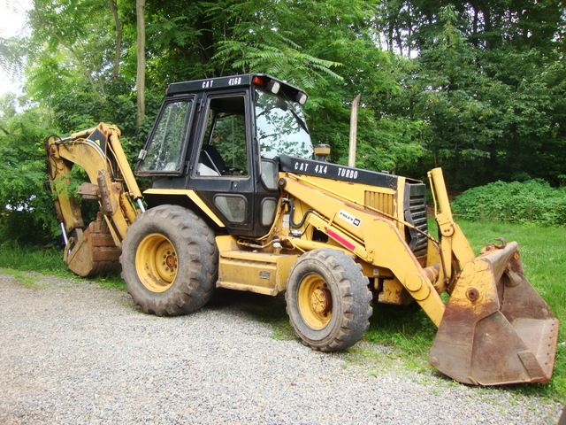 Used Backhoe For Sale At a Cheap Price!