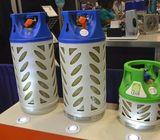 Fiberglass LPG Gas Cylinder