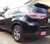 3.5L ,V6 engine toyota highlander in good condition for sale.