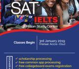 SAT classes in Ghana