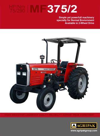 Brand New Massey  Ferguson Tractors For Sale