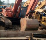 Excavator for hiring