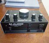 M-AUDIO INTERFACE 2x2