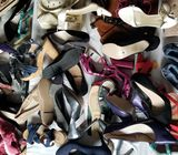High heels and shoes, top brands from UK