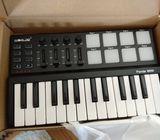 Midi Keyboard and Controller