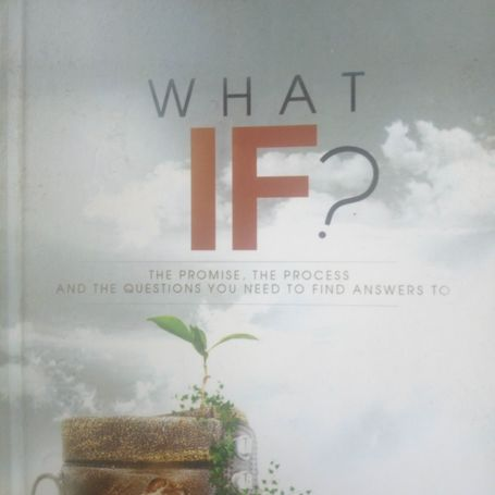 Christian Book Titled (What if?)