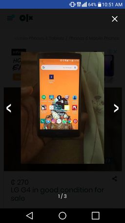 LG g4 32gb slightly used