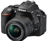 Nikon D5500