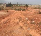Plots for sale at East Legon Hills