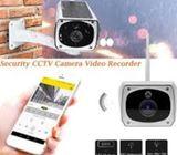 solar wifi security wireless camera
