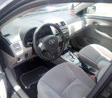 Toyota corolla le 2011 model American spec