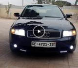 Audi A4,manual with 7gears