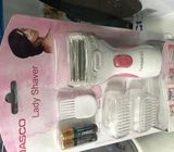 Nasco Ladies Battery Powered Shaver