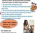 Teacher for Autistic Children