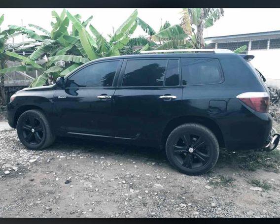 Upper James Toyota >> Used Toyota Highlander For Sale In Ghana - Cars - Ghana ...