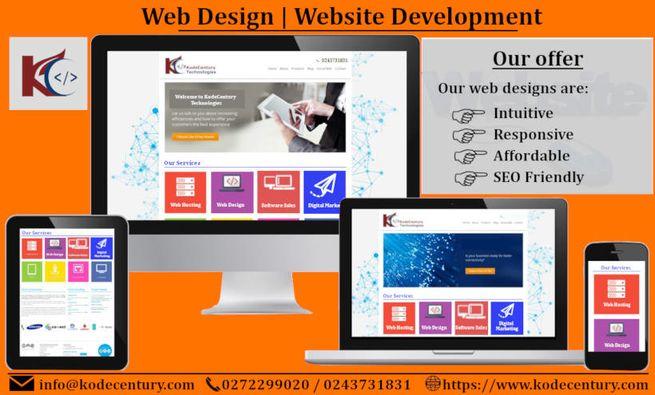 Web Design | Website Design (Starter Package)