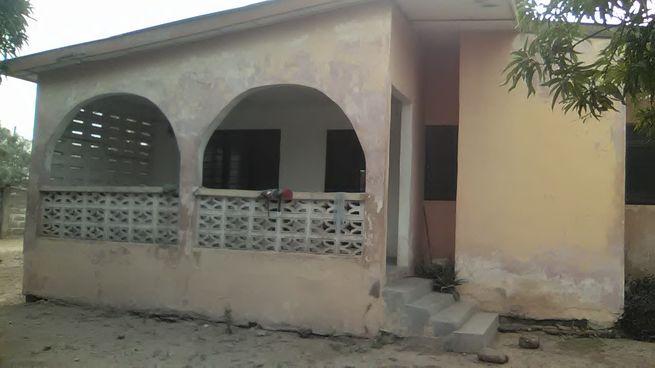 3 bedroom house for rent @ Kasoa