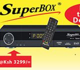 Super Box Decoder Brand new 2019