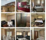 Furnished 4 bedroom house estate botwe