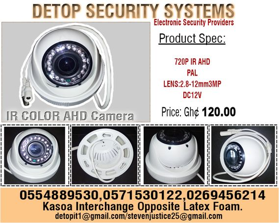 Cctv Camera/Access Control/Electric Fence