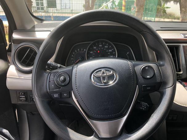 Toyot RVA4 2016