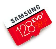 Samsung 128gb SD card