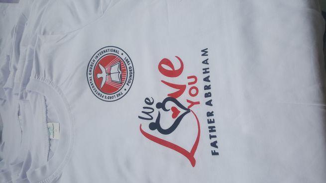 Quality T Shirt printing